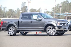 2018 Ford F-150 LARIAT PK S/CREW 4X4 STYLE
