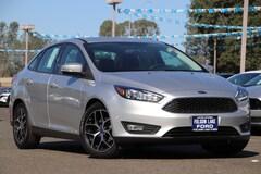 New 2018 Ford Focus SEL Sedan For Sale Folsom California