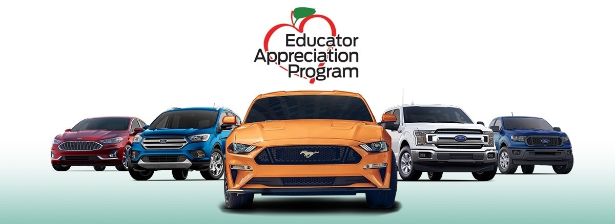 Ford Educator Appreciation Program