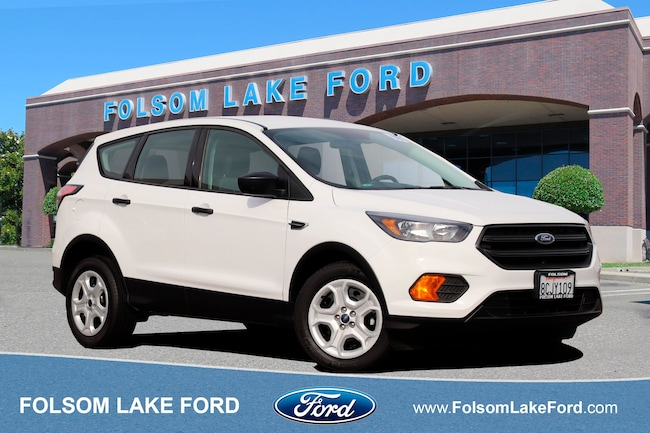 Used 2018 Ford Escape S S FWD For Sale Folsom