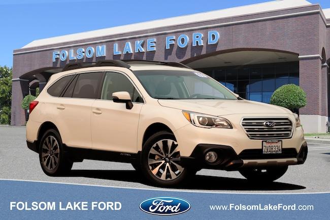 Used 2017 Subaru Outback Limited 2.5i Limited For Sale Folsom