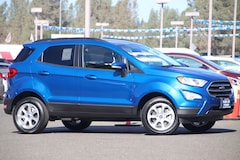 New 2018 Ford EcoSport SE Crossover For Sale Folsom California