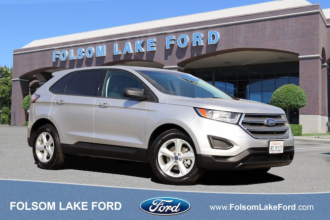 Used 2018 Ford Edge SE SE FWD For Sale Folsom