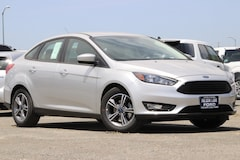 New 2018 Ford Focus SE Sedan For Sale Folsom California