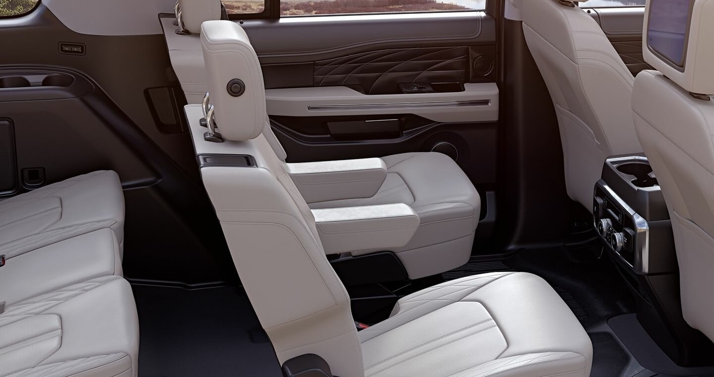 2019 Ford Expedition Interiors