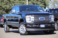 New 2019 Ford Superduty F-350 Platinum Truck For Sale Folsom California