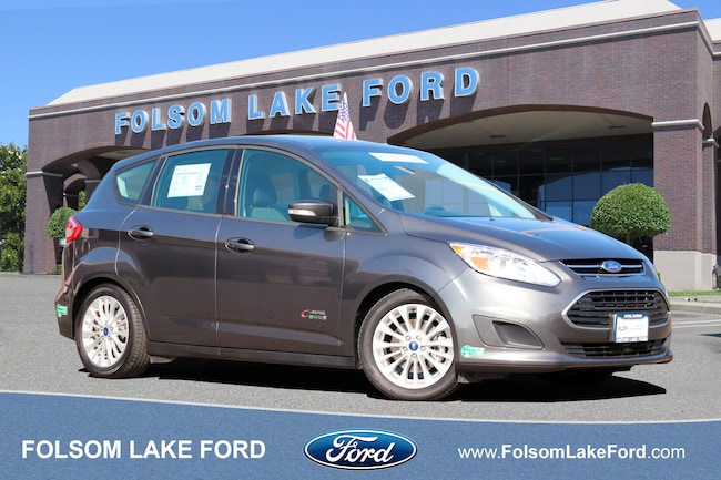 Certified Used 2017 Ford C-Max Energi SE SE FWD For Sale Folsom