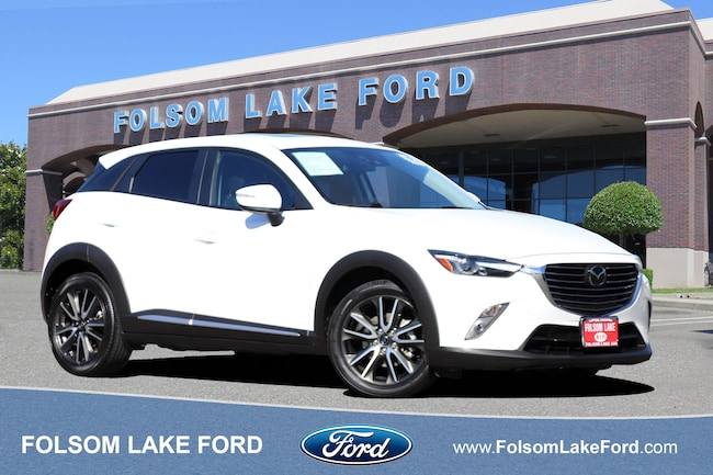 Used 2016 Mazda CX-3 Grand Touring AWD  Grand Touring For Sale Folsom