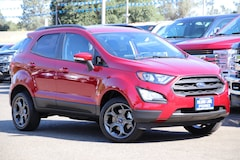 New 2018 Ford EcoSport SES Crossover For Sale Folsom California