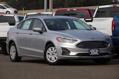 New 2019 Ford Fusion S Sedan For Sale Folsom California