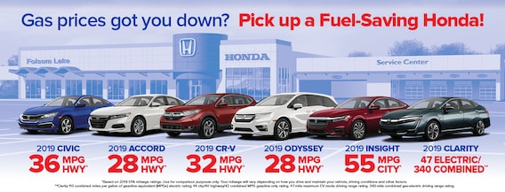 Folsom Lake Honda | New & Used Honda Dealership