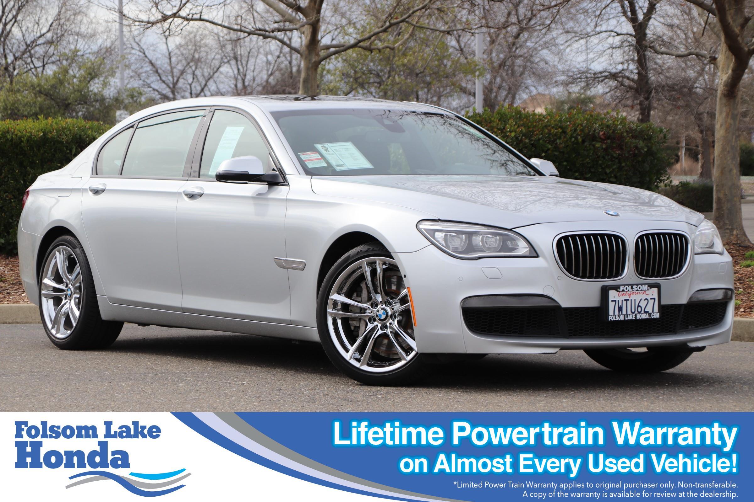 2013 BMW 750Li 750Li Sedan