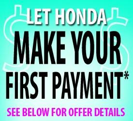 Honda Make A Payment >> Honda Accord Specials For New Honda Accord Deals At Folsom