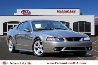 2001 Ford Mustang Cobra Coupe