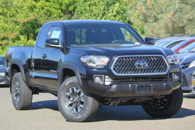 2019 Toyota Tacoma 4wd Trd Off Road Access Cab 6 Bed V6 At Folsom