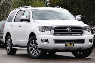 2019 Toyota Sequoia Limited 4WD