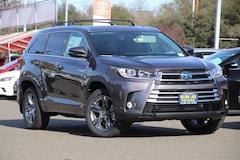 2019 Toyota Highlander Hybrid Limited Platinum V6 AWD SUV