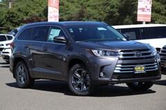 2019 Toyota Highlander Limited Platinum V6 AWD SUV