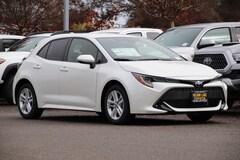 2019 Toyota Corolla Hatchback SE CVT (Natl)
