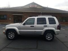 2007 Jeep Liberty Limited Edition SUV