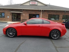 2004 INFINITI G35 Base w/Leather Coupe