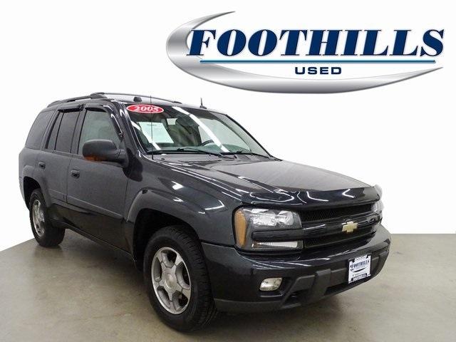 Used 2005 Chevrolet Trailblazer For Sale At Foothills Lincoln Vin