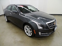 Used 2015 Cadillac ATS 2.0L Turbo Premium Sedan