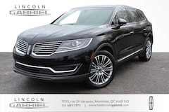 2016 Lincoln MKX Reserve AWD ONE OWNER !! LINCOLN CERTIFIED!! SUV