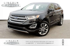 2017 Ford Edge Titanium AWD ONE OWNER!! NEVER ACCIDENTED!! SUV