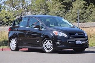2015 Ford C-Max Energi SEL Hatchback Front-wheel Drive Front-wheel Drive Fron