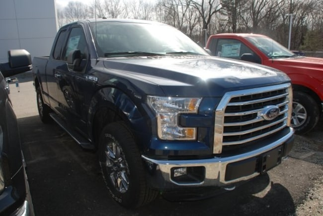 2016 Ford F-150 Truck SuperCab