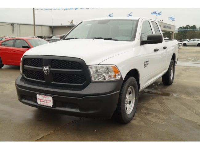 New 2019 Ram 1500 CLASSIC TRADESMAN QUAD CAB 4X2 6'4 BOX Quad Cab Forest MS