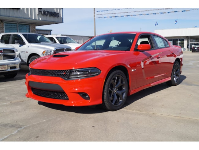 New 2019 Dodge Charger R/T RWD Sedan Forest MS