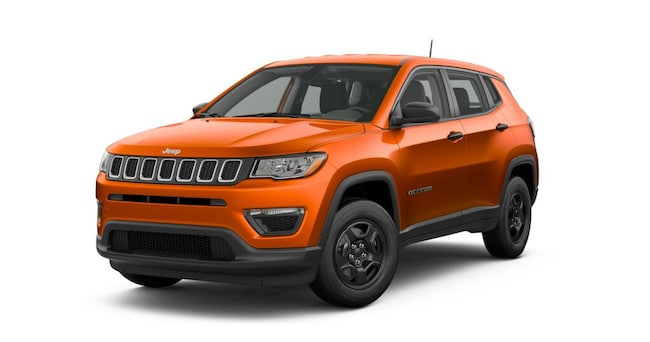 New 2019 Jeep Compass SPORT FWD Sport Utility Forest MS