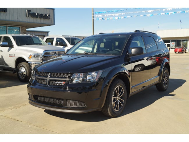 New 2018 Dodge Journey SE Sport Utility Forest MS