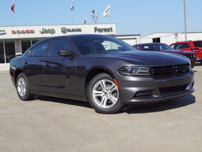 New 2019 Dodge Charger SXT RWD Sedan Forest MS