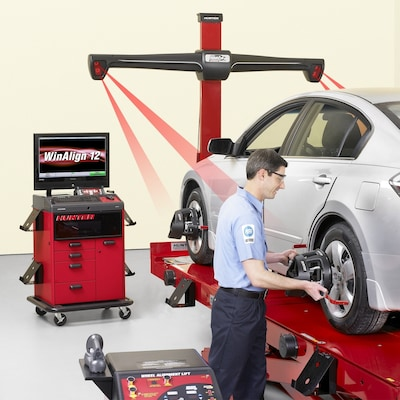 March Wheel Alignment Special