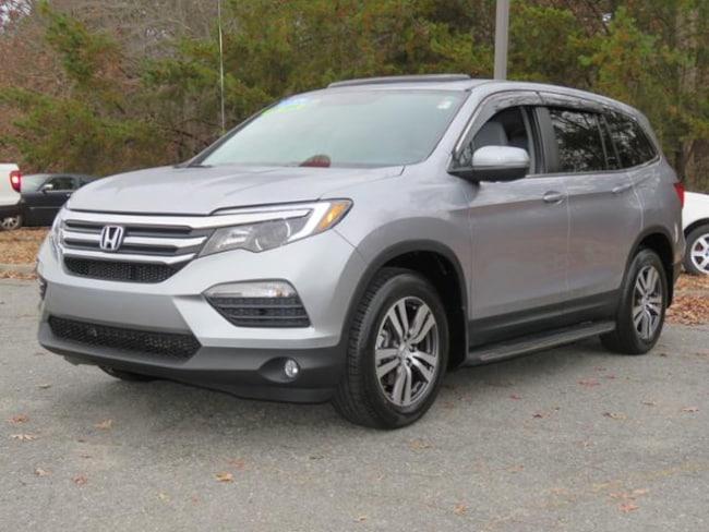2016 Honda Pilot EX-L w/Navigation FWD SUV