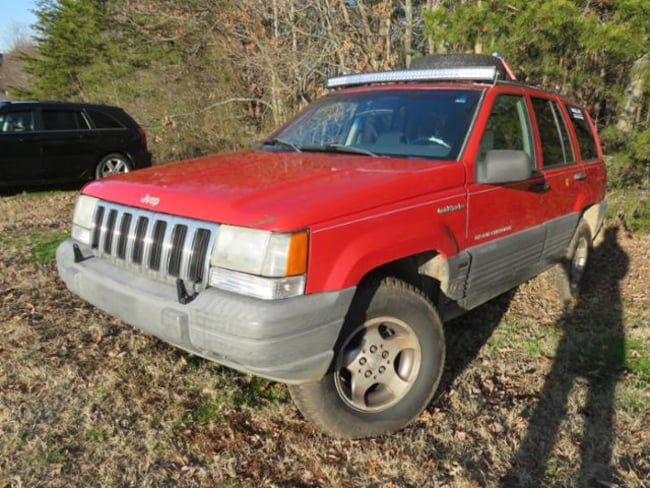 1997 Jeep Grand Cherokee SUV