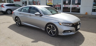 2018 Honda Accord Sedan 1.5T Sport-HS CVT Sedan