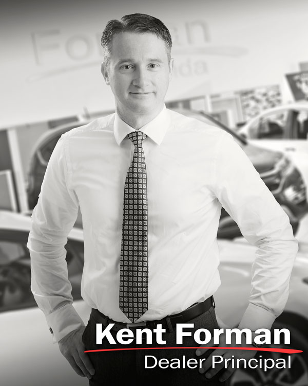 Kent Forman: Dealer Principal U0026 General Manager ...