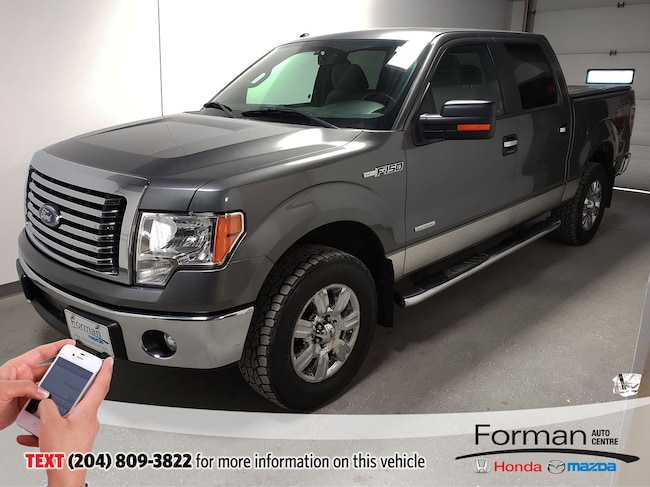 2011 Ford F-150 Wtr Tires/Rims Low Km's V8 Alloys New Tires Clean Truck