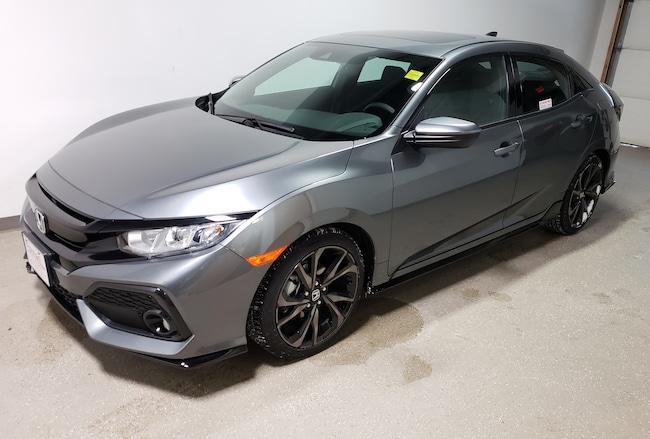 2019 Honda Civic Hatchback Sport CVT Hatchback