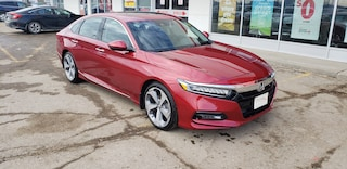 2018 Honda Accord Sedan 2.0T Sport-HS 10AT Sedan