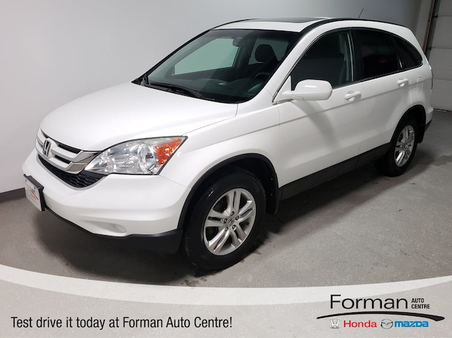 2011 Honda CR-V EX |Dual Zone|Pwr Seat|AWD|Local|Sunroof|Warranty SUV