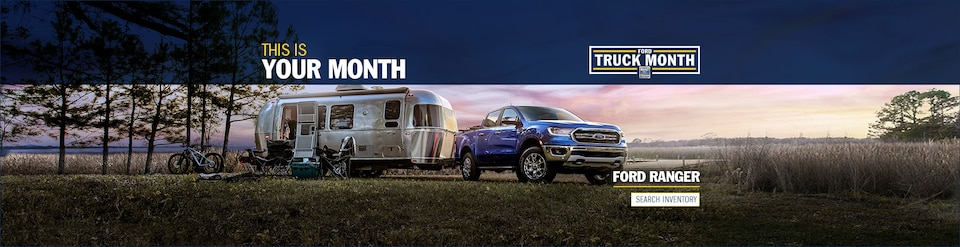 Ford Truck Month Deals