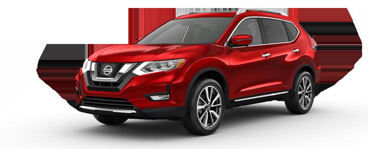 New 2017 Nissan Rogue S AWD at