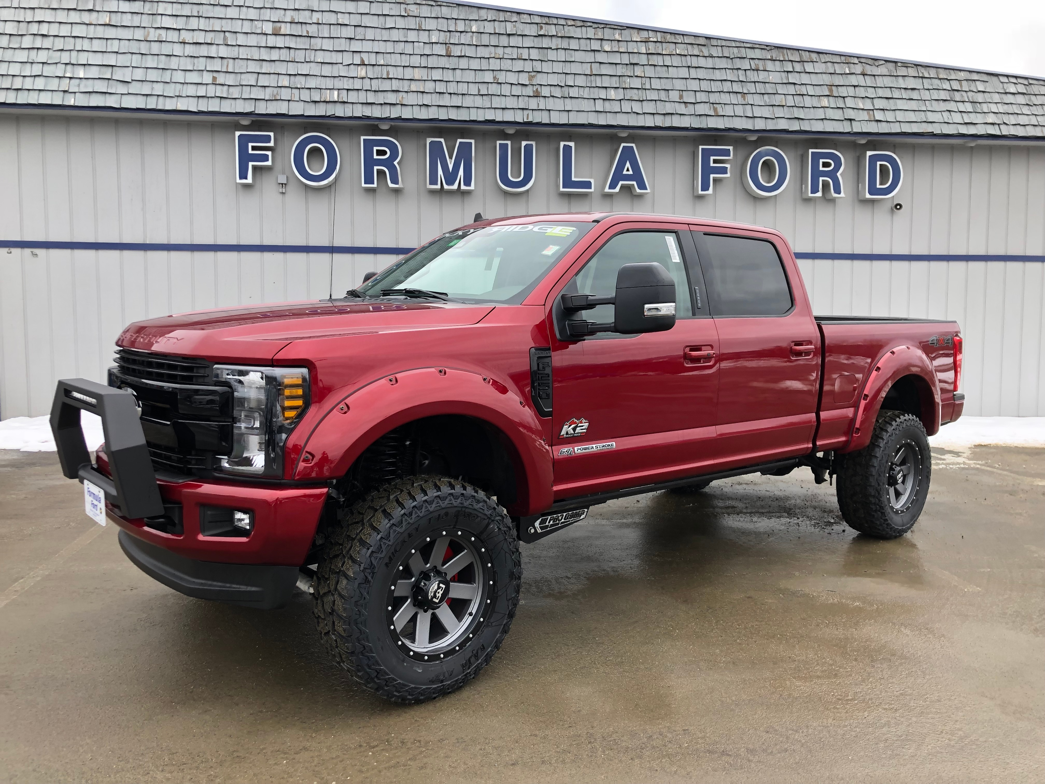 for sale in Rutland, VT 2019 Ford Superduty F-250 Lariat Truck Featured new