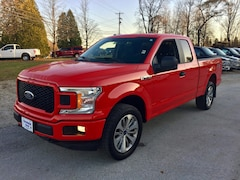 Certified Pre-Owned 2018 Ford F-150 Extended Cab Short Bed Truck for Sale in Rutland, VT