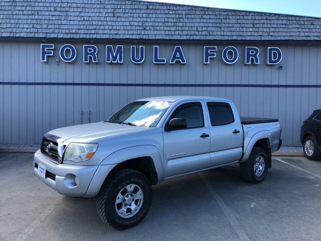 2007 Toyota Tacoma Base Crew Cab Short Bed Truck